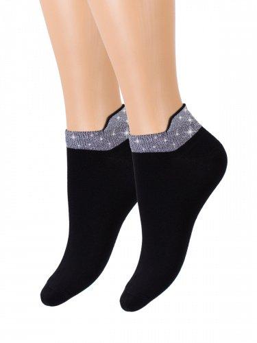 Носки женские Созвездие (черные) зк