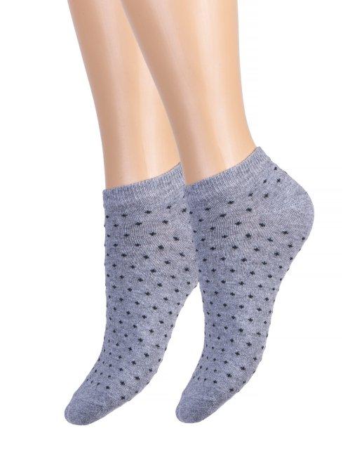 Носки женские Элис (серые) зк