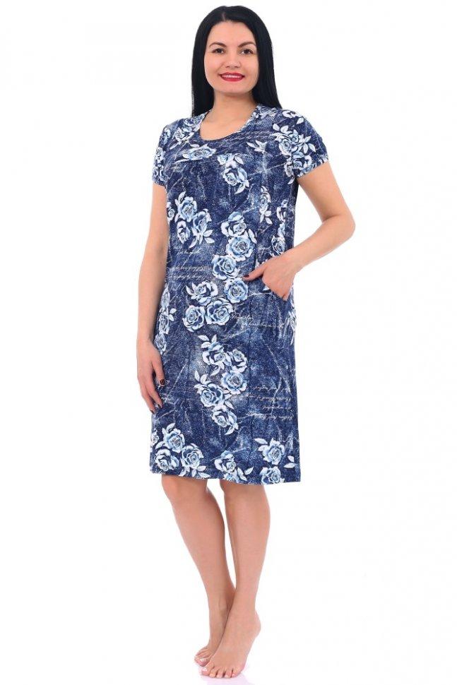 Платье вискозное Рехина фото