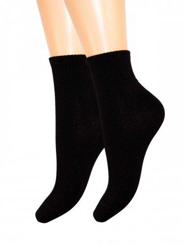 Носки женские Моно (черные) зк