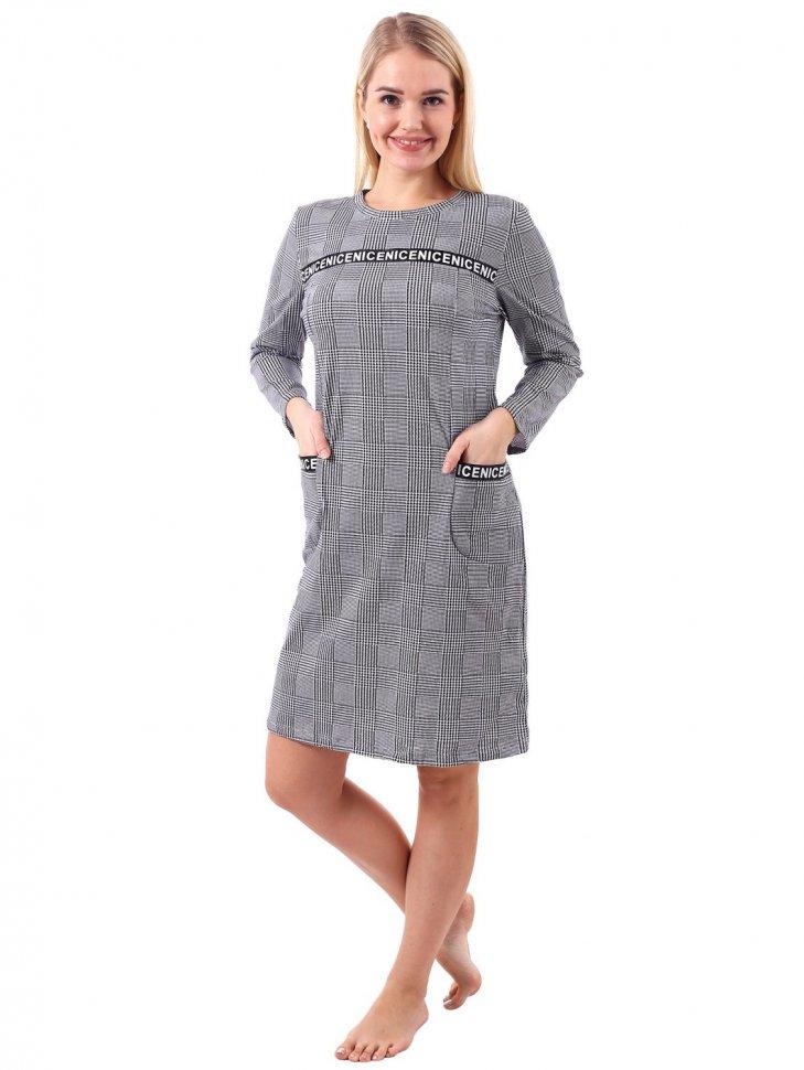Платье трикотажное Велеса фото