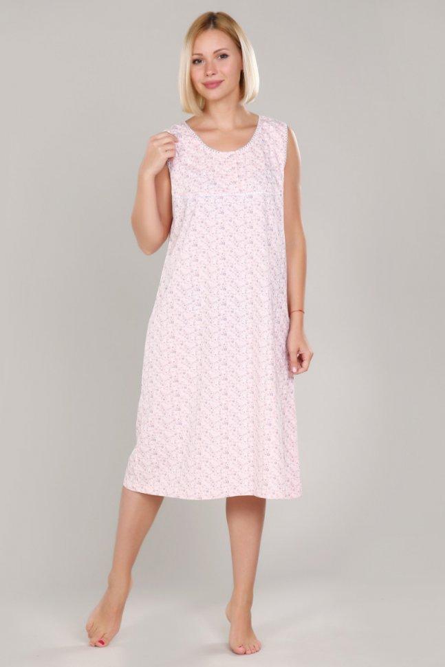 Ночная сорочка Замира (розовая)