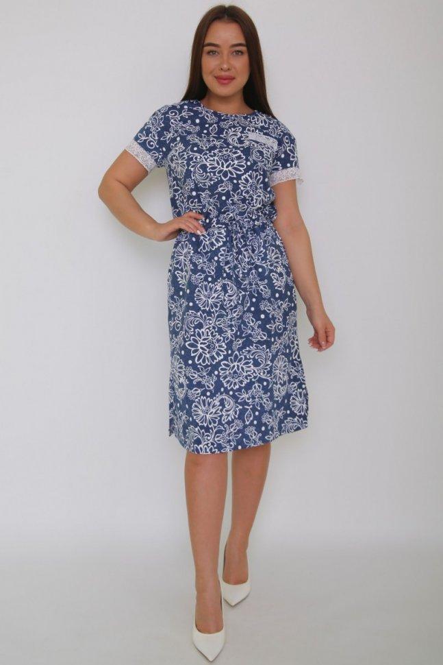Платье трикотажное Фатима фото