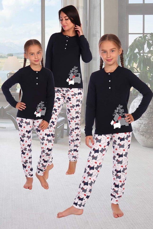 Купить Пижама детская Долька, Инсантрик, Пижамы
