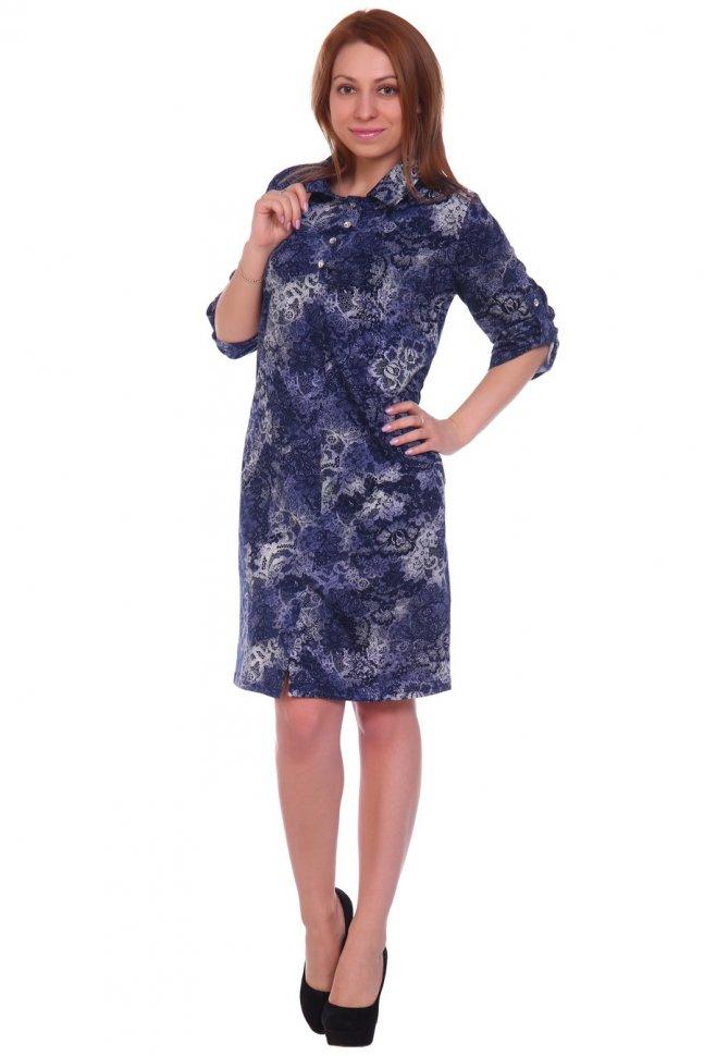 Платье трикотажное Дориан фото