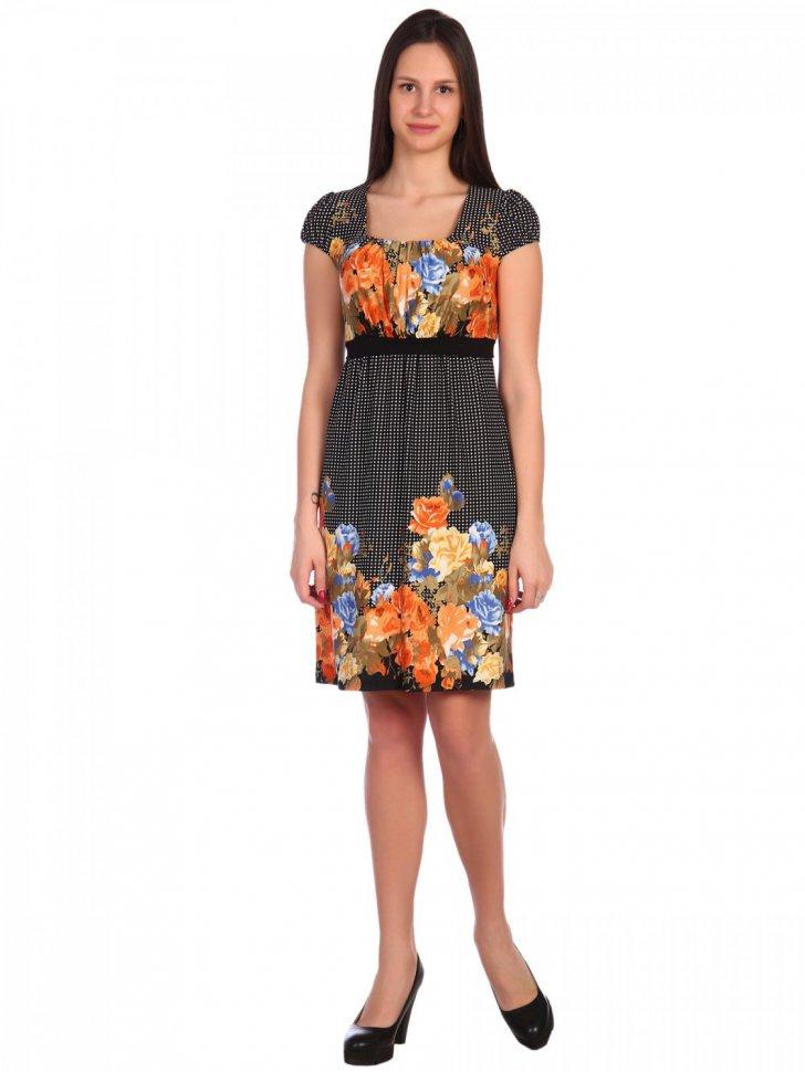 Платье трикотажное Кэтери фото