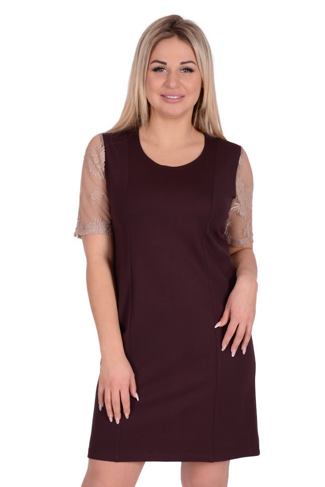 Платье трикотажное Пэйтон фото