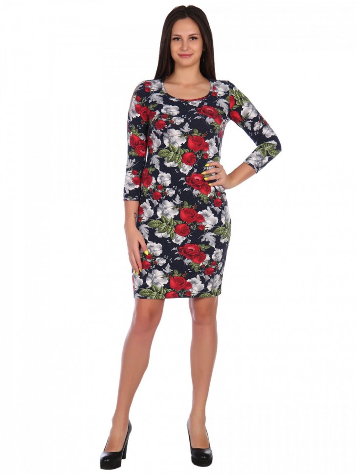 Платье вискозное Кэя фото