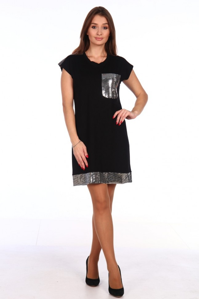 Платье вискозное Амара фото
