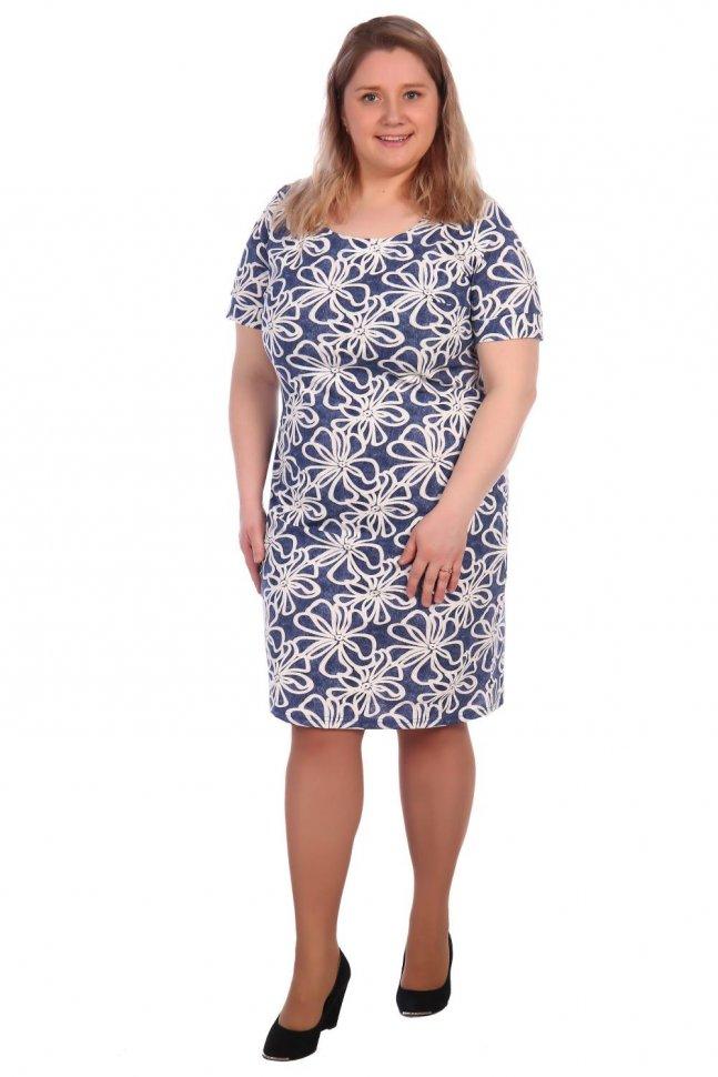 Платье трикотажное Марла фото