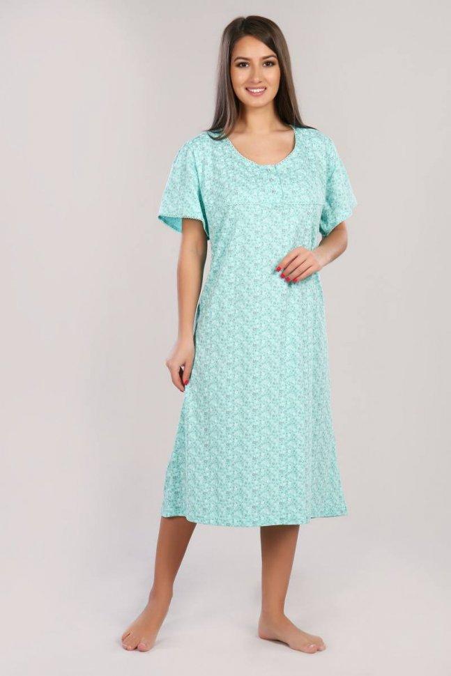 Ночная сорочка Лариса (в ассортименте) зк