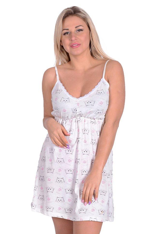 Ночная сорочка Бранди (в ассортименте) фото