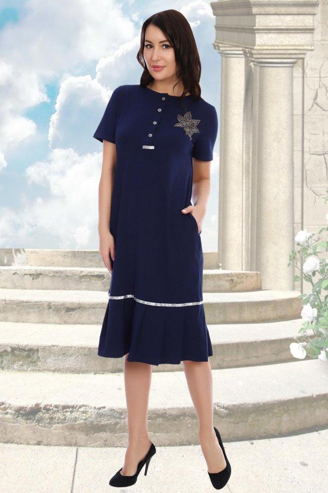 Платье трикотажное Паула рр