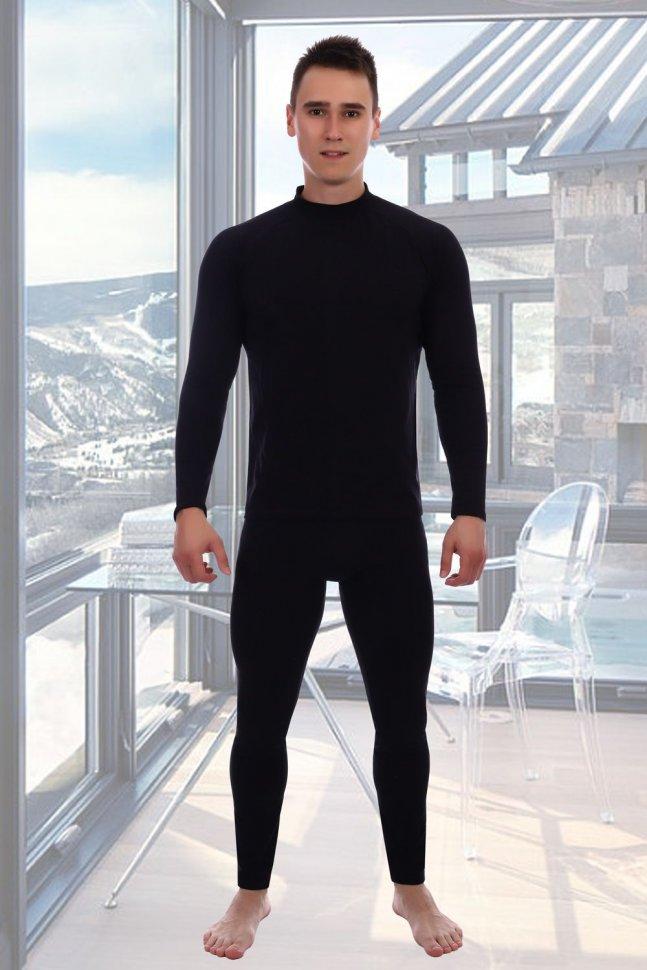 Термокомплект мужской Карбон фото