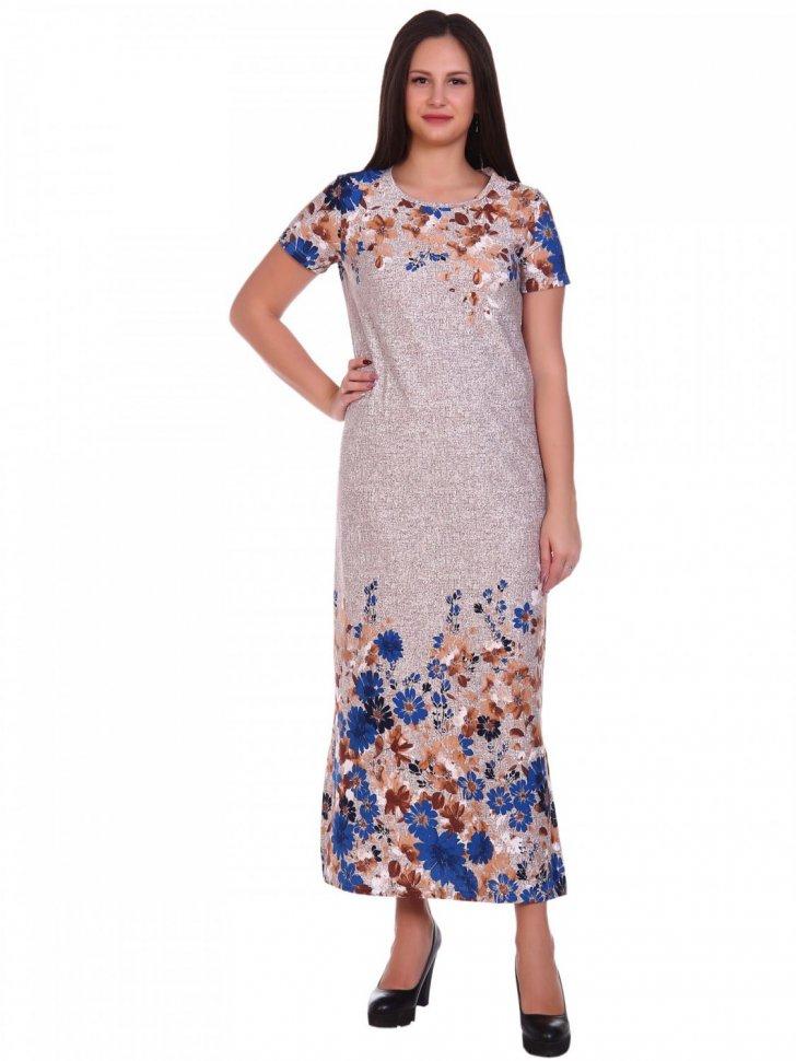 Платье трикотажное Исидора фото