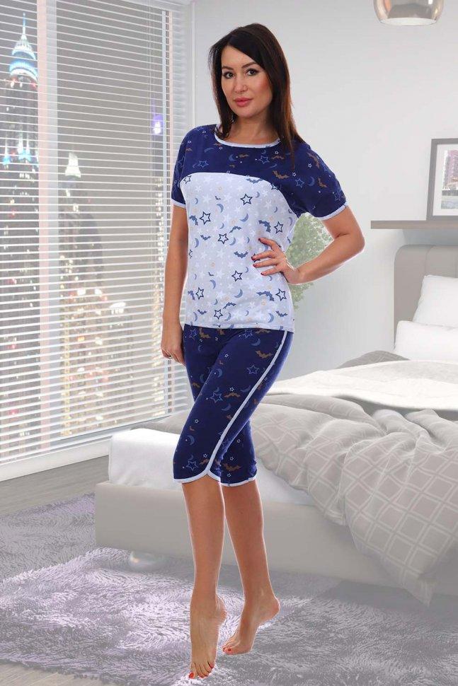 Пижама трикотажная Амулет фото