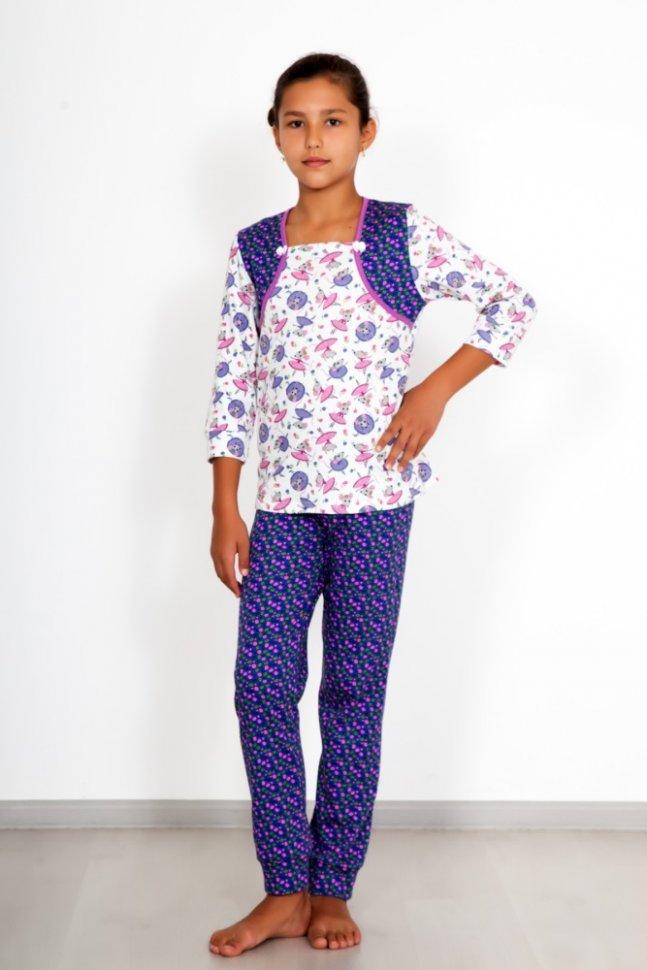 Купить Пижама детская Мышка, Инсантрик, Пижамы