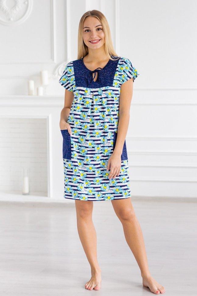 Платье трикотажное Адония фото