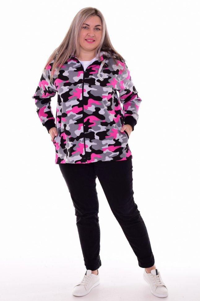 Толстовка трикотажная Бренди (розовый) Инсантрик 58835