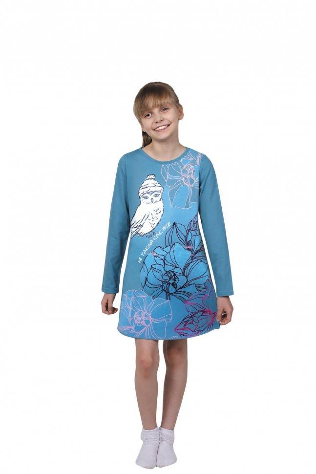 Купить Ночная сорочка детская Совушка, Инсантрик, Детям