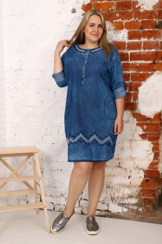 Платье джинсовое Эйлин