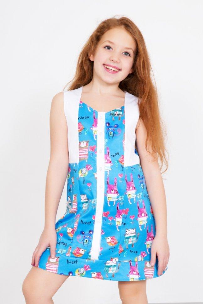 Платье детское Лия фото