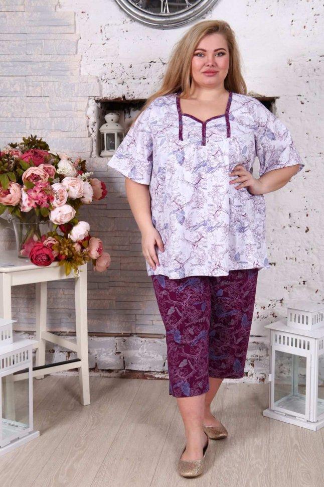 Пижама трикотажная Марьяша фото
