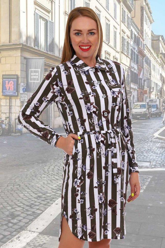 Платье трикотажное Росита фото