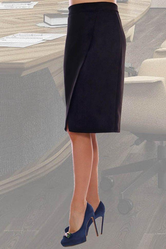 Юбка Персона (черная) фото
