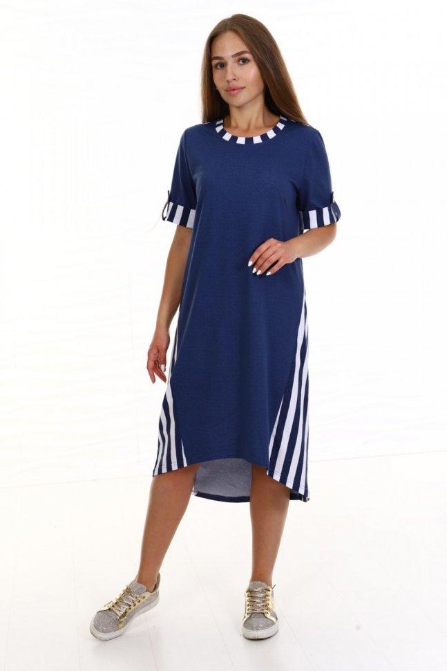 Платье трикотажное Алана фото