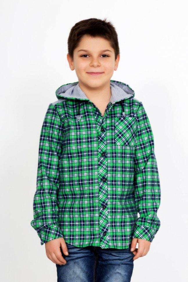 Рубашка детская Клим (в ассортименте), Инсантрик, Рубашки  - купить со скидкой