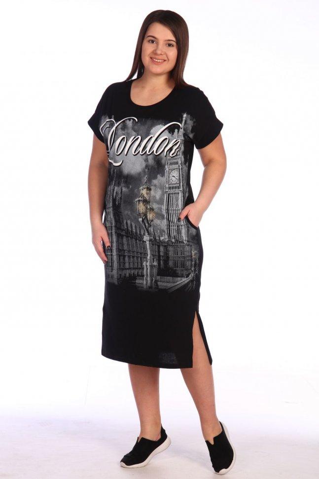 Платье трикотажное Альбион фото
