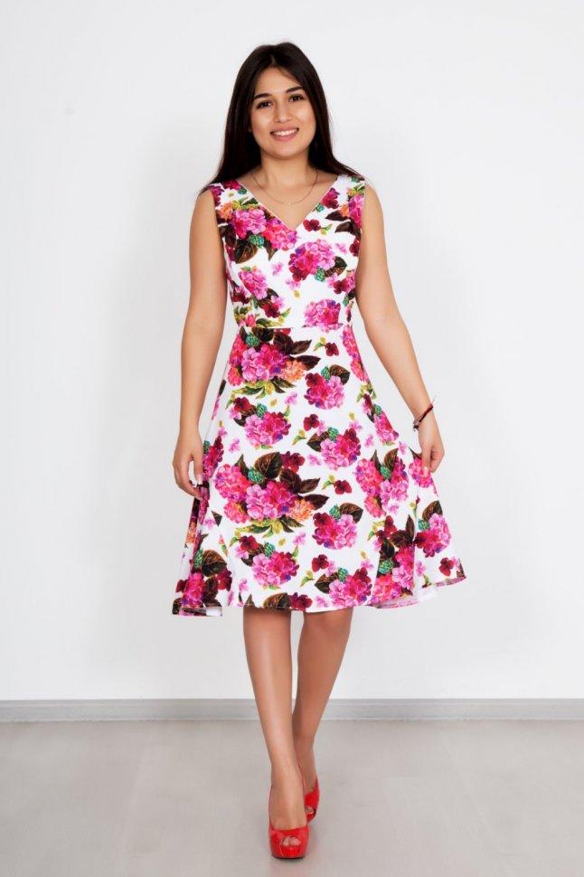 Платье трикотажное Дольче фото