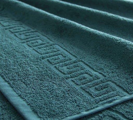 Полотенце махровое 50x90 Ашхабад (изумрудное) фото