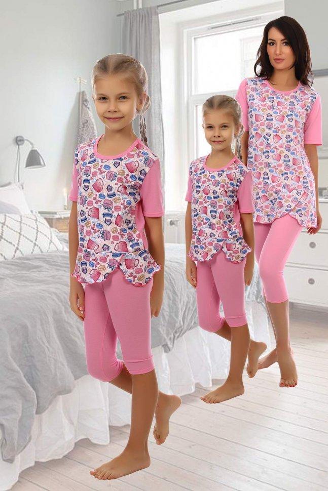 Купить Пижама детская Терция рр, Инсантрик, Пижамы