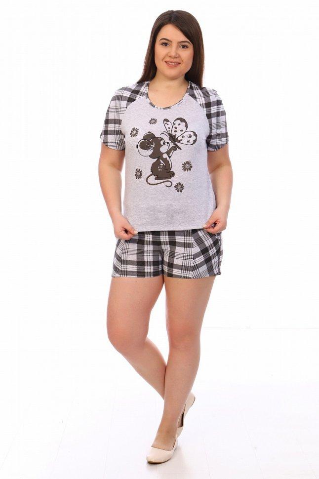 Пижама трикотажная Лолли фото