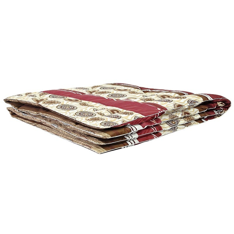 Одеяло экофайбер евро с чехлом из полиэстера фото