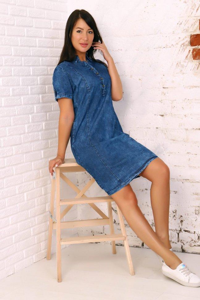 Платье джинсовое Джейн рр