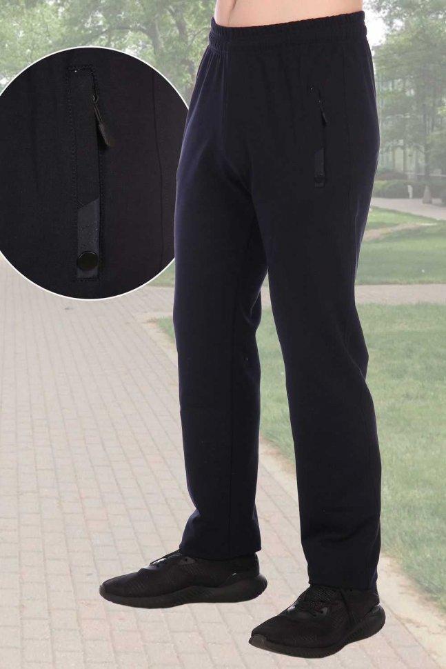 Брюки мужские Колин (темно-синие) фото