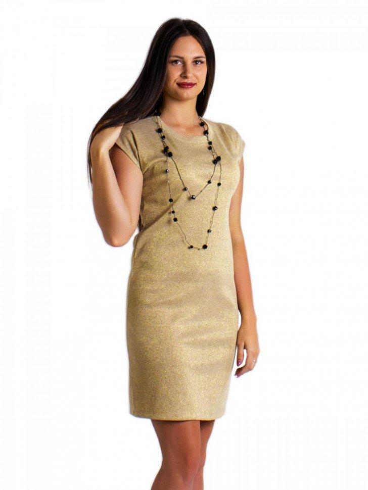Платье трикотажное Синдерелла фото