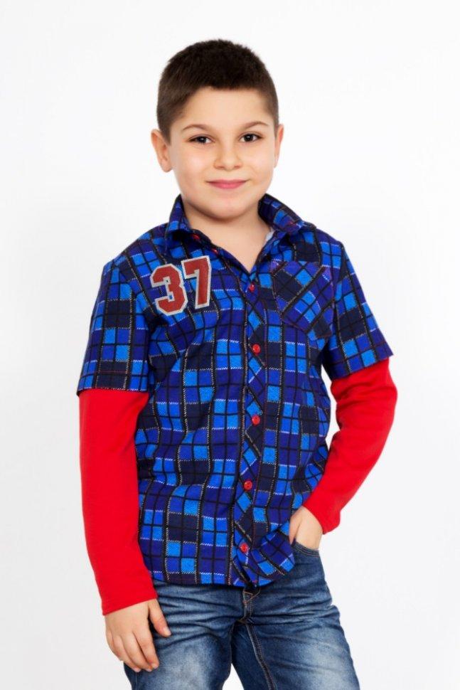 Рубашка детская Легион фото