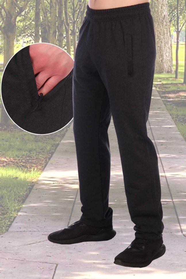 Брюки мужские Колин (темно-серые) фото