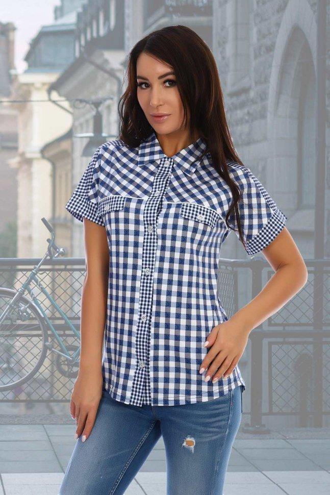 Рубашка трикотажная Лоя фото