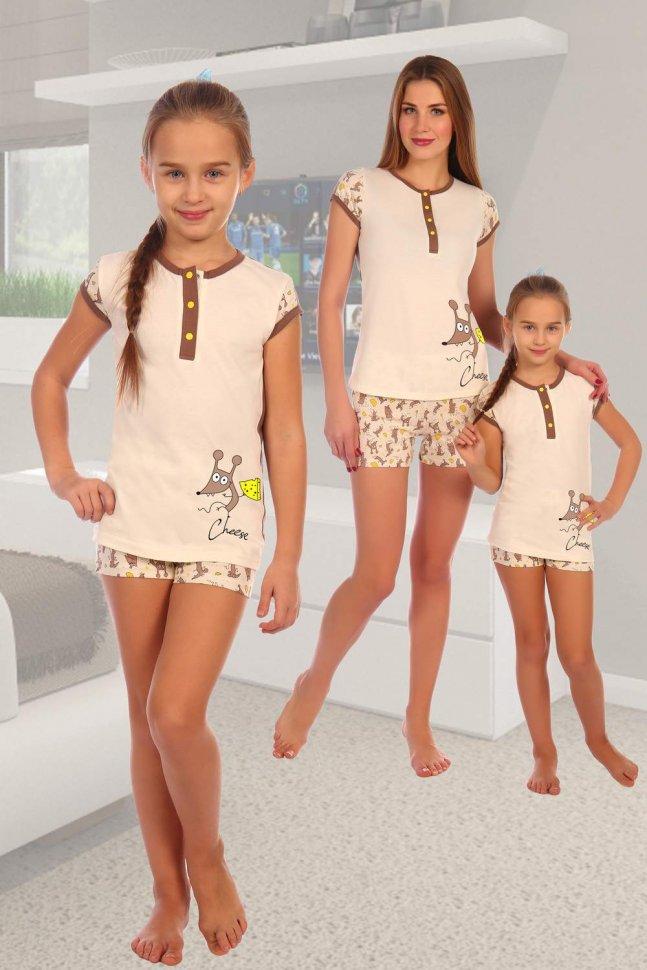 Купить Пижама детская Домовенок, Инсантрик, Пижамы
