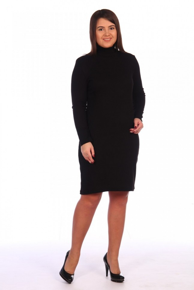 Платье трикотажное Пегги фото