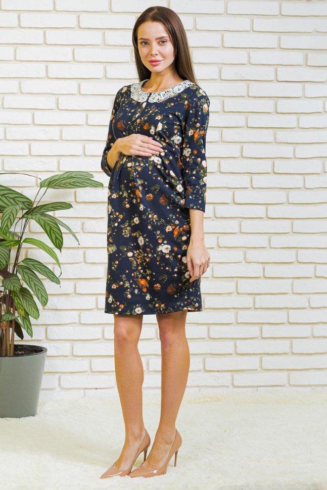 Платье трикотажное Танзи фото