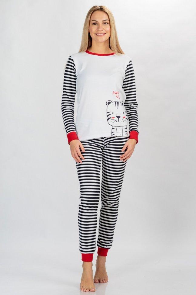 Пижама трикотажная Виринея фото