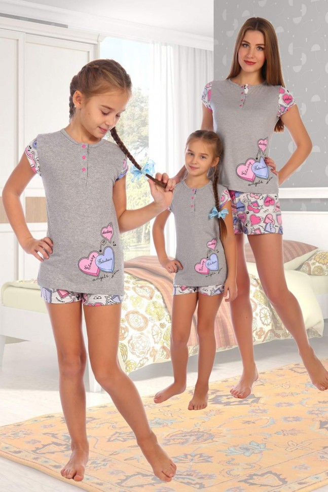 Купить Пижама детская Тыковка, Инсантрик, Пижамы