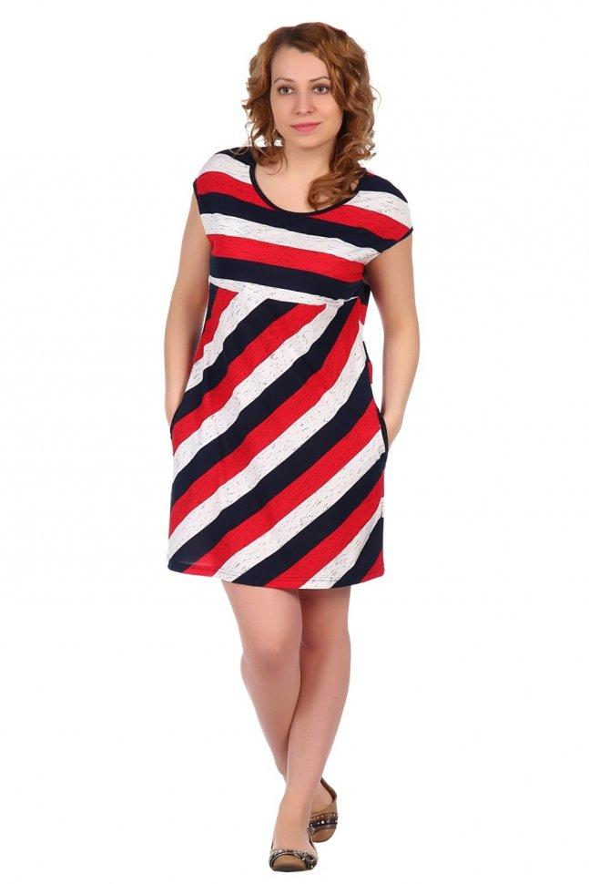 Платье вискозное Адди фото