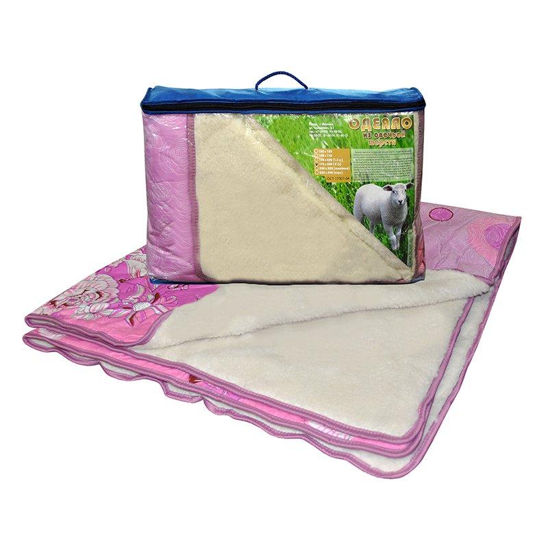 Одеяло меховое 2-спальное фото